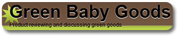 Green Baby Goods OvaCue Review